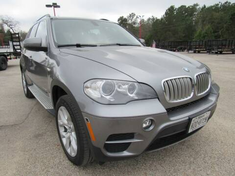 2013 BMW X5 for sale at Park and Sell in Conroe TX