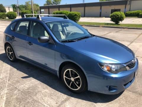 2008 Subaru Impreza for sale at ULTIMATE AUTO IMPORTS in Longwood FL
