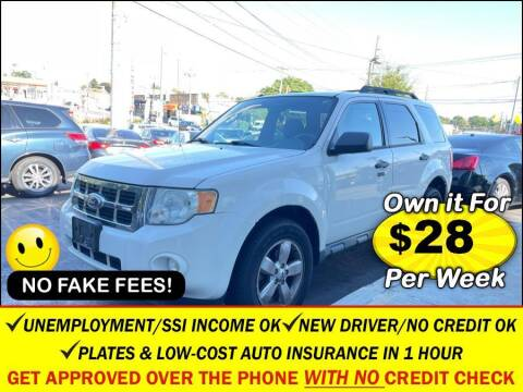 2010 Ford Escape for sale at AUTOFYND in Elmont NY
