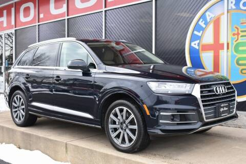 2017 Audi Q7 for sale at Alfa Romeo & Fiat of Strongsville in Strongsville OH