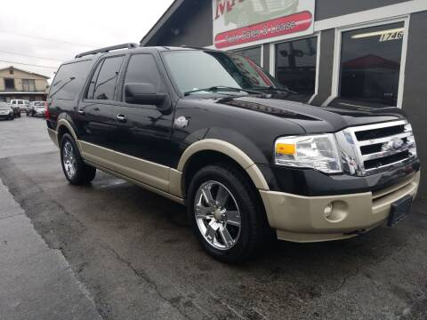 2010 Ford Expedition EL for sale at Martins Auto Sales in Shelbyville KY
