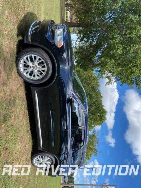 2017 Dodge Durango for sale at RED RIVER DODGE in Heber Springs AR
