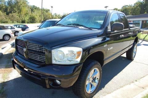 2008 Dodge Ram Pickup 1500 for sale at Modern Motors - Thomasville INC in Thomasville NC
