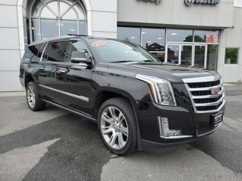 2015 Cadillac Escalade ESV for sale at South Shore Chrysler Dodge Jeep Ram in Inwood NY