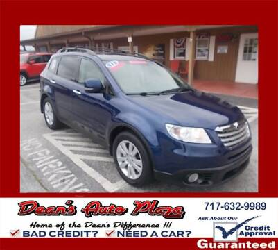 2011 Subaru Tribeca for sale at Dean's Auto Plaza in Hanover PA