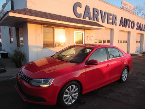 2014 Volkswagen Jetta for sale at Carver Auto Sales in Saint Paul MN