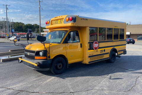 2010 Chevrolet Express Cutaway for sale at MotoMafia in Imperial MO