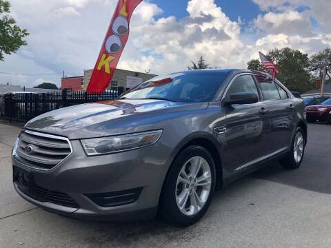 2013 Ford Taurus for sale at Crestwood Auto Center in Richmond VA