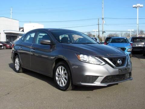 2018 Nissan Sentra for sale at Davis Hyundai in Ewing NJ