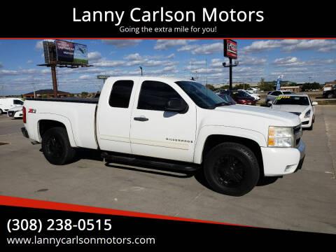 2009 Chevrolet Silverado 1500 for sale at Lanny Carlson Motors in Kearney NE