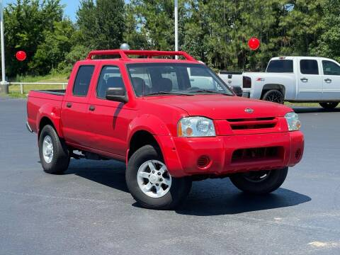 2001 Nissan Frontier for sale at Rock 'n Roll Auto Sales in West Columbia SC