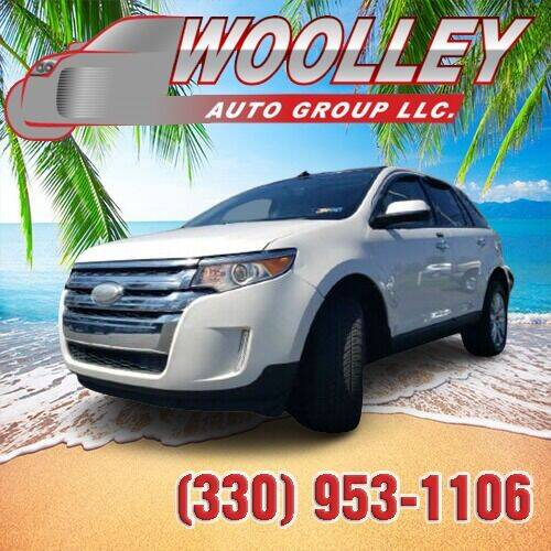 2011 Ford Edge for sale at Woolley Auto Group LLC in Poland OH