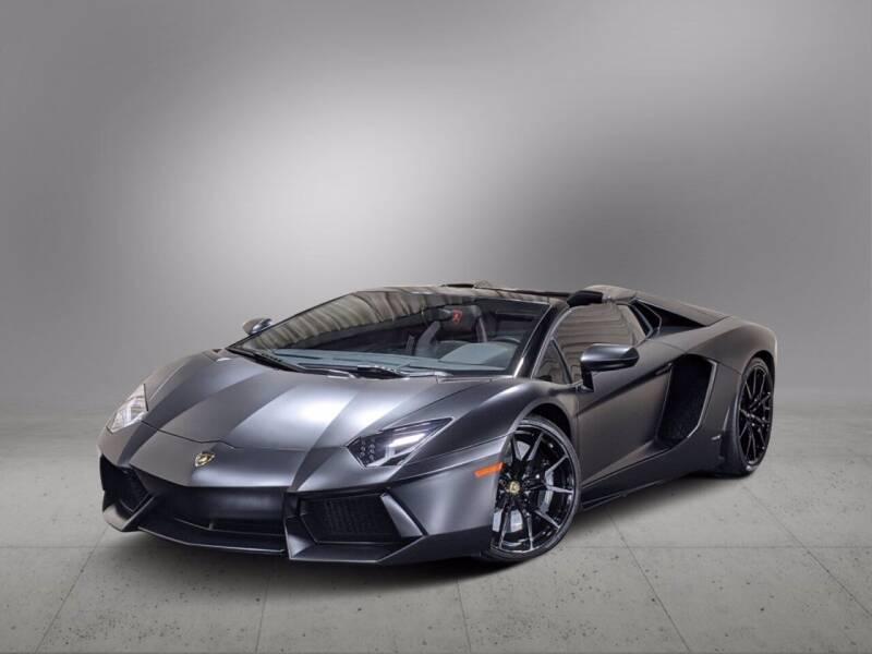 2015 Lamborghini Aventador for sale in Troy, MI