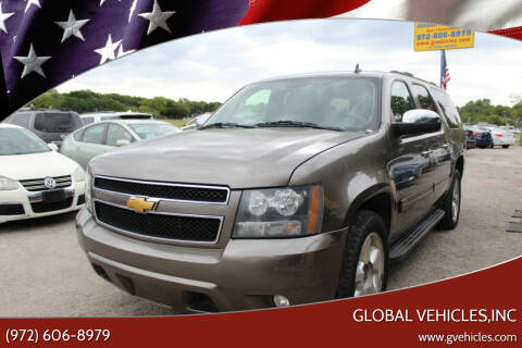 2012 Chevrolet Suburban for sale at Global Vehicles,Inc in Irving TX