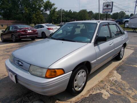 1994 Ford Escort for sale at High Country Motors in Mountain Home AR