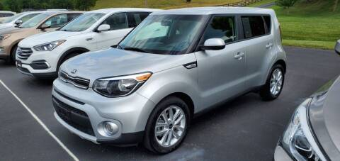 2019 Kia Soul for sale at Gallia Auto Sales in Bidwell OH