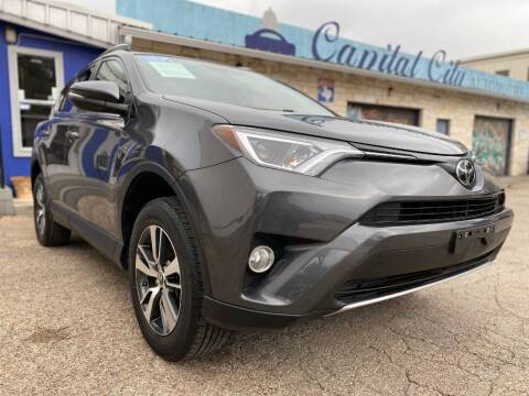 2018 Toyota RAV4 for sale at Capital City Automotive in Austin TX