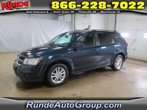 2014 Dodge Journey for sale at Runde Chevrolet in East Dubuque IL