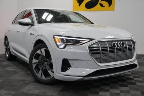 2020 Audi e-tron for sale at Carousel Auto Group in Iowa City IA