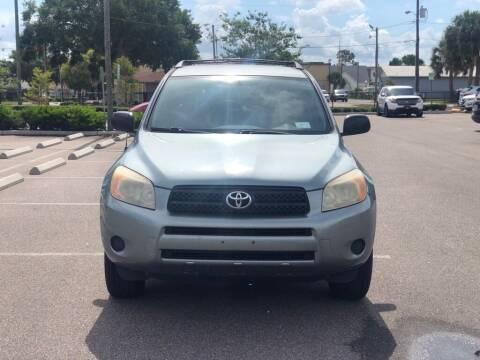 2008 Toyota RAV4 for sale at Carlando in Lakeland FL