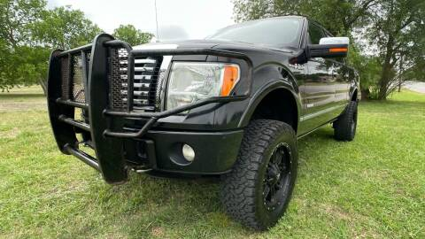 2011 Ford F-150 for sale at Carz Of Texas Auto Sales in San Antonio TX