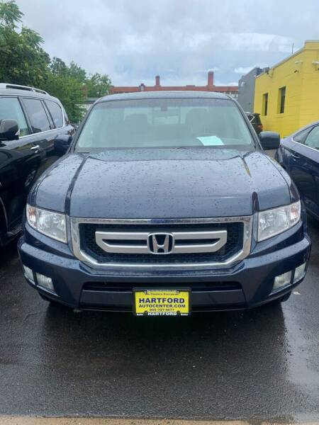 2010 Honda Ridgeline for sale at Hartford Auto Center in Hartford CT