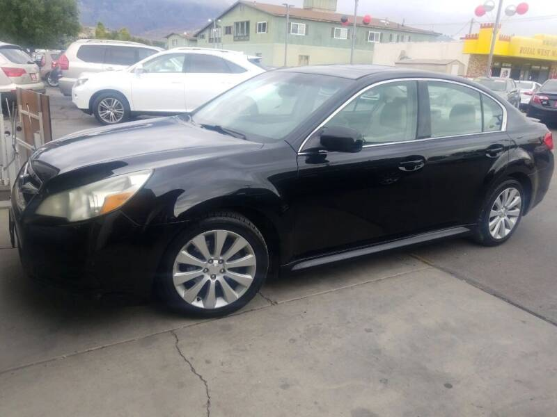 2010 Subaru Legacy for sale at PLANET AUTO SALES in Lindon UT