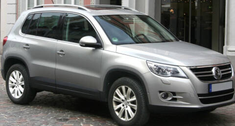 2014 Volkswagen Tiguan for sale at Right Place Auto Sales in Indianapolis IN