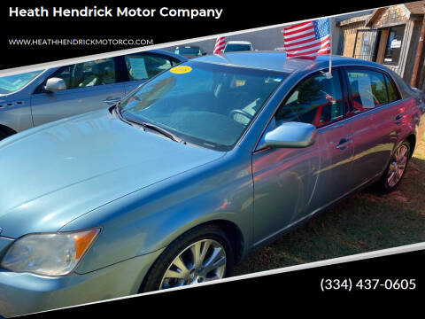 2008 Toyota Avalon for sale at Heath Hendrick Motor Company in Greenville AL