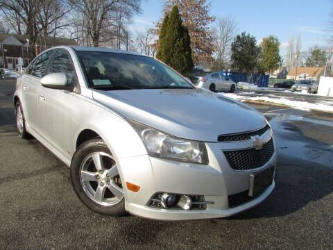2011 Chevrolet Cruze for sale at K & S Motors Corp in Linden NJ