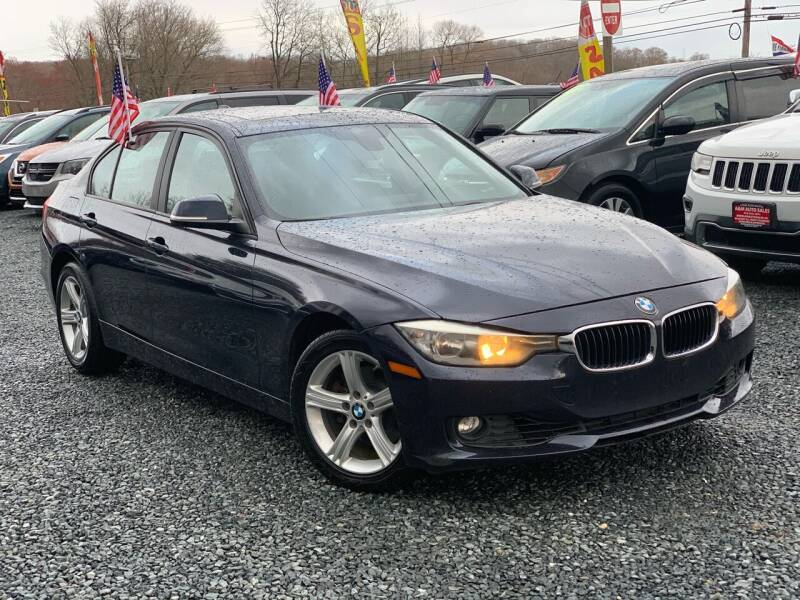 2015 BMW 3 Series for sale at A&M Auto Sale in Edgewood MD
