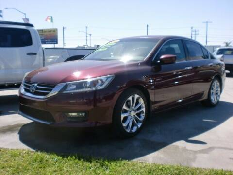 2014 Honda Accord for sale at Williams Auto Mart Inc in Pacoima CA
