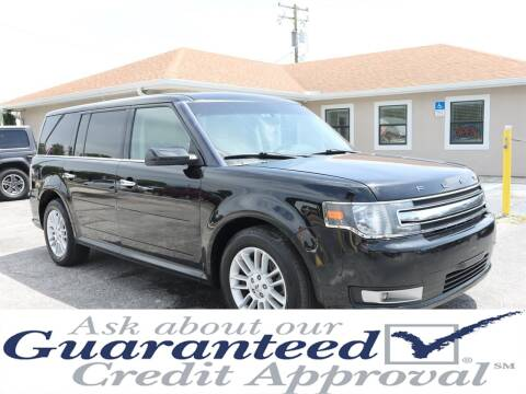 2016 Ford Flex for sale at Universal Auto Sales in Plant City FL