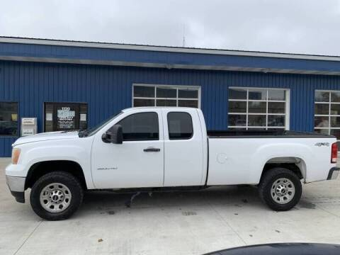 2013 GMC Sierra 3500HD for sale at Twin City Motors in Grand Forks ND