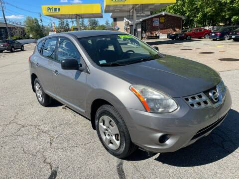 2012 Nissan Rogue for sale at Trust Petroleum in Rockland MA