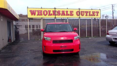 2009 Scion xB for sale at LONG BROTHERS CAR COMPANY in Cleveland OH