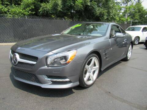 2016 Mercedes-Benz SL-Class for sale at LULAY'S CAR CONNECTION in Salem OR