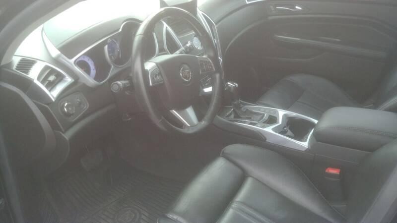 2012 Cadillac SRX AWD Performance Collection 4dr SUV - Elizabethton TN