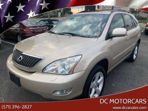 2006 Lexus RX 330 for sale at DC Motorcars in Springfield VA