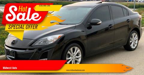 2010 Mazda MAZDA3 for sale at Midwest Auto in Naperville IL