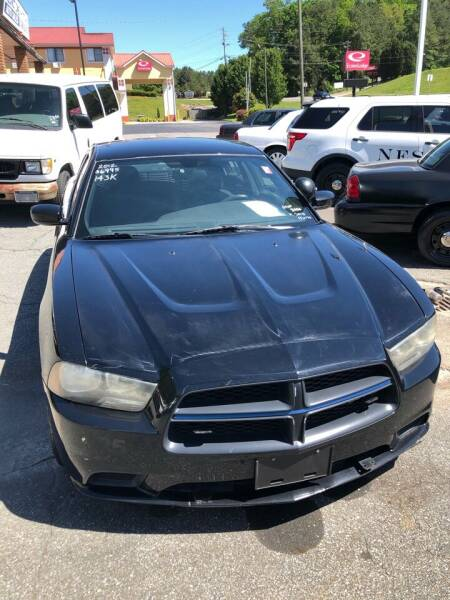 2012 Dodge Charger for sale at Precinct One Auto Sales in Cartersville GA