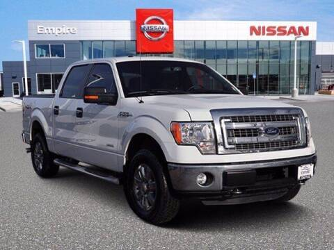 2013 Ford F-150 for sale at EMPIRE LAKEWOOD NISSAN in Lakewood CO