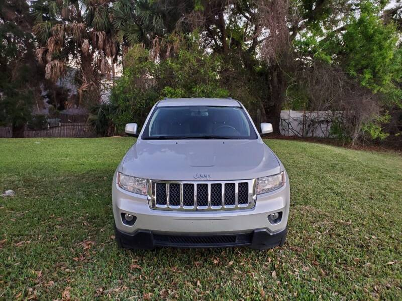 2013 Jeep Grand Cherokee for sale at Florida Motocars in Tampa FL