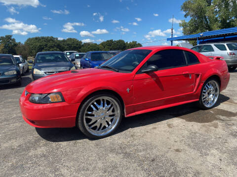 2002 Ford Mustang for sale at Dave-O Motor Co. in Haltom City TX