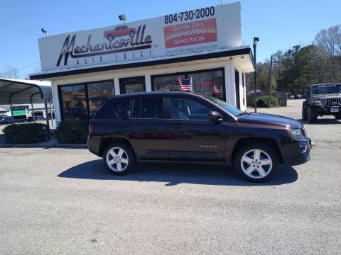 2014 Jeep Compass for sale at Mechanicsville Auto Sales in Mechanicsville VA