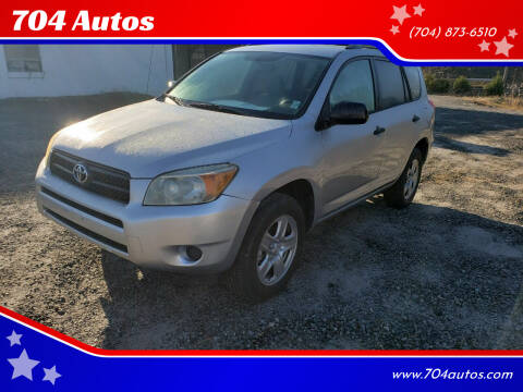 2006 Toyota RAV4 for sale at 704 Autos in Statesville NC