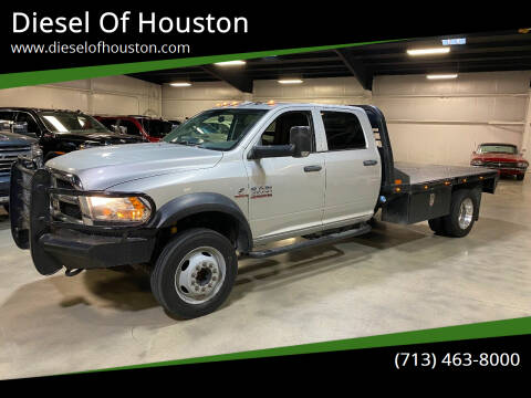 2017 RAM Ram Chassis 4500 for sale at Diesel Of Houston in Houston TX
