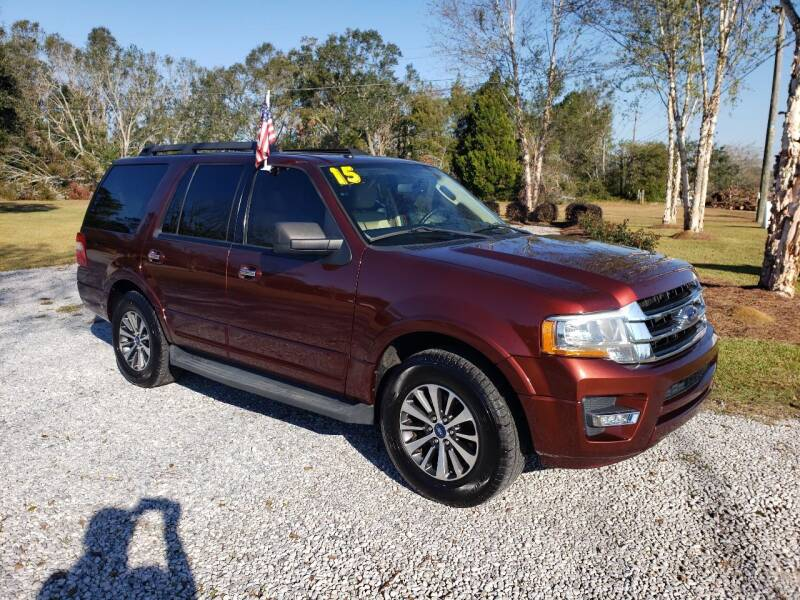 2015 Ford Expedition for sale at Darwin Harris Automotive in Fairhope AL