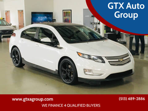 2012 Chevrolet Volt for sale at GTX Auto Group in West Chester OH