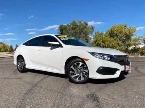 2018 Honda Civic for sale at UNITED Automotive in Denver CO